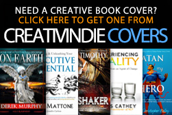 Creativindie Book Covers