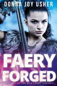 Faery Forged - kindle cover