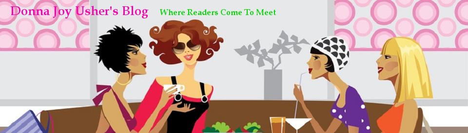 Donna Joy Usher's Blog